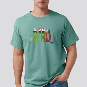 Bird is the Word Light Mens Comfort Colors Shirt