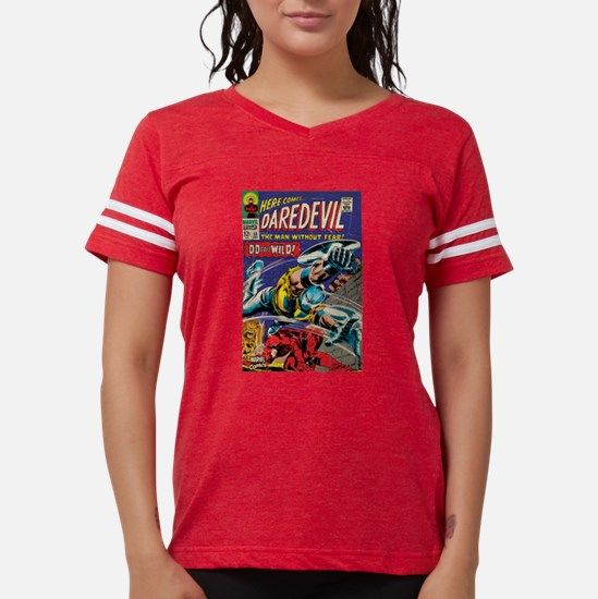 9496631-MC-daredevil-comic-2 Womens Football Shirt
