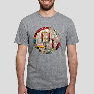 Daredevil Comic Cover Icon Mens Tri-blend T-Shirt