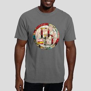 Daredevil Comic Cover Ic Mens Comfort Colors Shirt