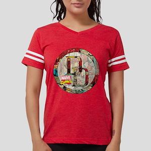 Daredevil Comic Cover Icon Womens Football Shirt