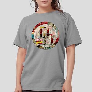 Daredevil Comic Cover  Womens Comfort Colors Shirt
