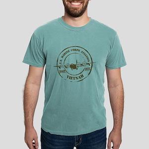 USMC Aviation Vietnam Mens Comfort Colors Shirt