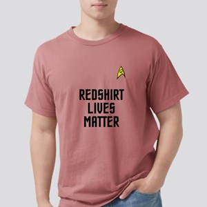 Redshirt Lives Mens Comfort Colors Shirt