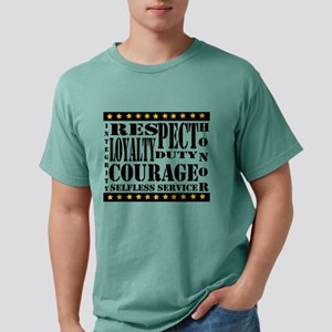 code Mens Comfort Colors Shirt