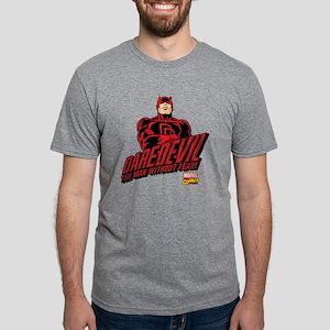Daredevil Logo Mens Tri-blend T-Shirt