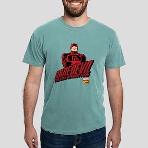 Daredevil Logo Mens Comfort Colors Shirt