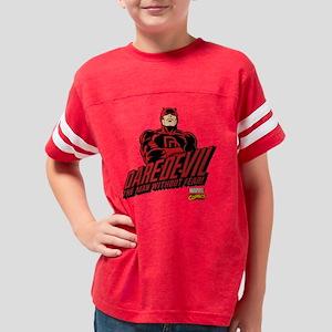 Daredevil Logo Youth Football Shirt