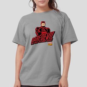 Daredevil Logo Womens Comfort Colors Shirt