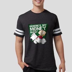 Family Guy My Money Light Mens Football Shirt