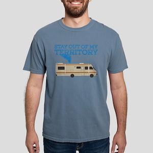 My Territory Mens Comfort Colors Shirt