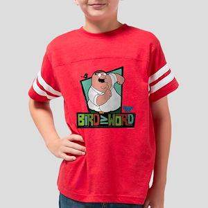 Bird is the Word Dark Youth Football Shirt