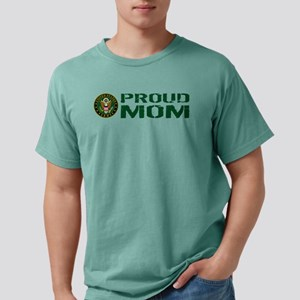 U.S. Army: Proud Mom (Gr Mens Comfort Colors Shirt