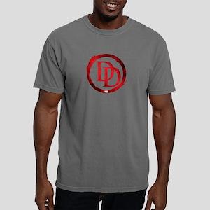 Daredevil Grunge Logo Mens Comfort Colors Shirt