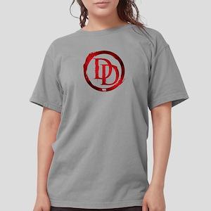 Daredevil Grunge Logo Womens Comfort Colors Shirt