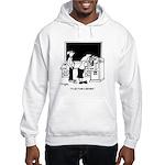 Filing a Grievance Hooded Sweatshirt