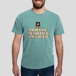 Proud Army Dad Mens Comfort Colors Shirt