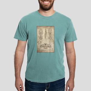 Da Vinci Voyager Mens Comfort Colors Shirt