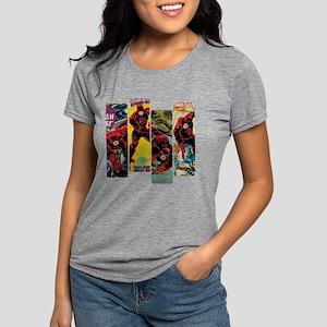 292313_daredevil_comic_pa Womens Tri-blend T-Shirt