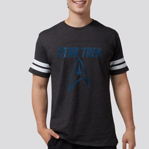 Star_Trek__Movie_2011_logo-08 Mens Football Shirt