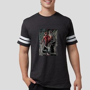 Daredevil Gargoyle Mens Football Shirt