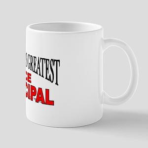 """The World's Greatest Vice Principal"" Mug"