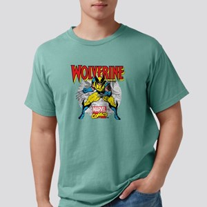 Wolverine Attack Mens Comfort Colors Shirt