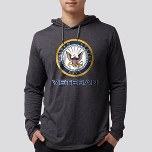 U.S. Veteran Mens Hooded Shirt