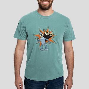 Bender Shiny Light Mens Comfort Colors Shirt