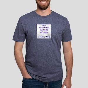 Planes Mens Tri-blend T-Shirt