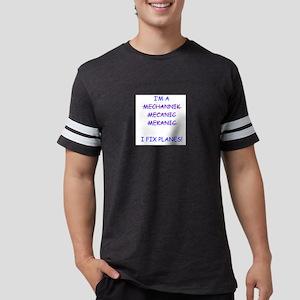 Planes Mens Football Shirt