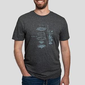 1-05_Bey_Shirt_BladersDelig Mens Tri-blend T-Shirt