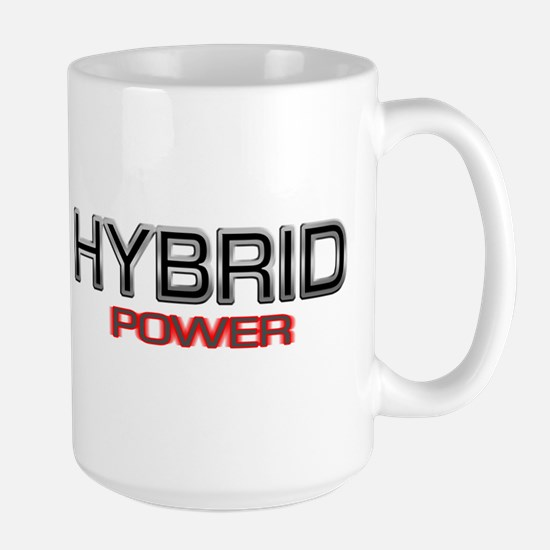 Hybrid POWER Large Mug