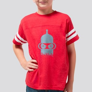 Bender Dark Youth Football Shirt