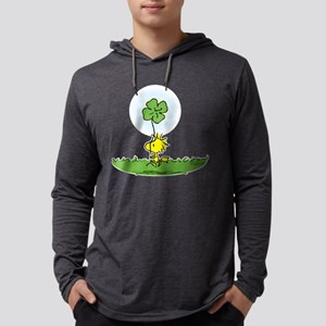 Woodstock Mens Hooded Shirt