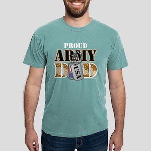Proud-ARMY-Dad-Tag-blk Mens Comfort Colors Shirt
