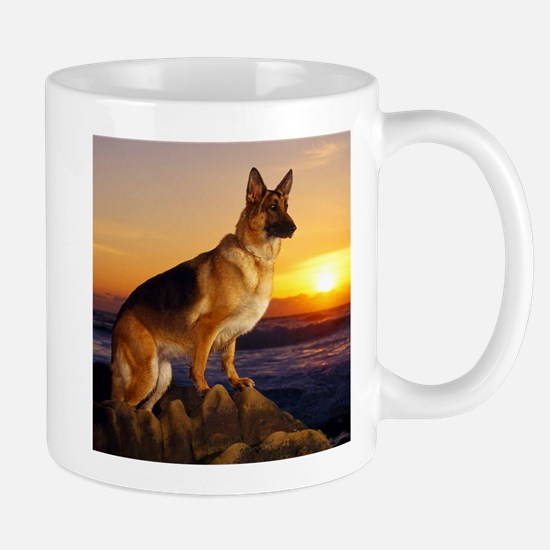 Beautiful German Shepherd Mug