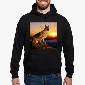 Beautiful German Shepherd Hoodie