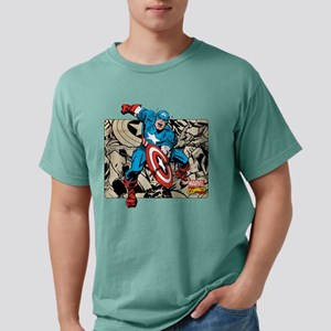 292313_captain_america_r Mens Comfort Colors Shirt