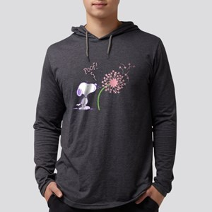 Snoopy - Dandelion Mens Hooded Shirt