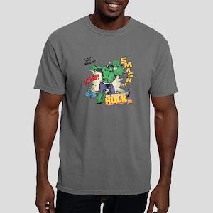 Hulk-Smash Mens Comfort Colors Shirt