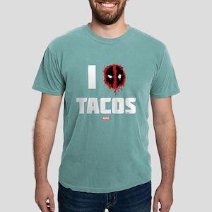Deadpool Tacos Dark Mens Comfort Colors Shirt