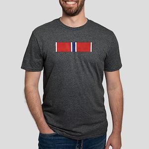 Bronze Star Medal copy Mens Tri-blend T-Shirt