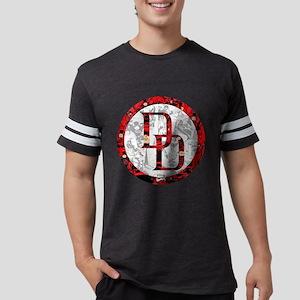 MC Daredevil Logo Collage Mens Football Shirt