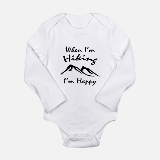 Hiking (Black) Baby Outfits