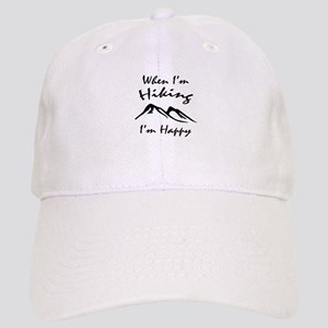 Hiking (Black) Cap