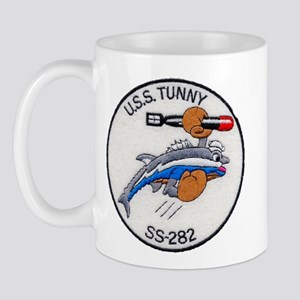 USS TUNNY 11 oz Ceramic Mug