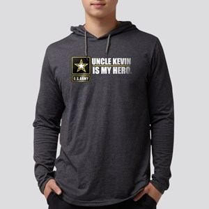 U.S. Army Personalized Hero Mens Hooded Shirt