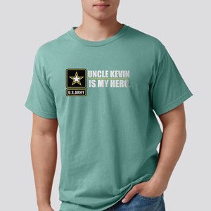 U.S. Army Personalized H Mens Comfort Colors Shirt