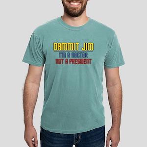 Star Trek Dammit Jim Mens Comfort Colors Shirt